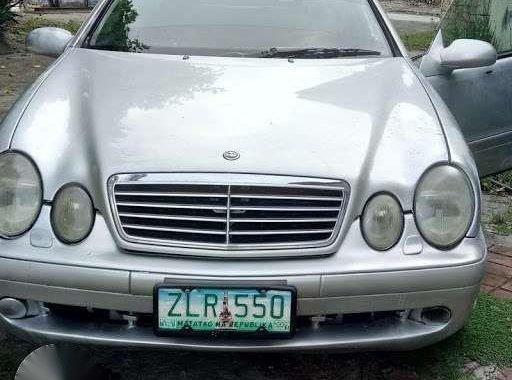 2001 Mercedes-Benz CLK for sale