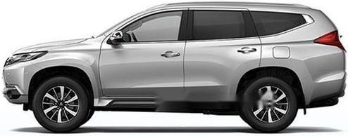Mitsubishi Montero Sport GLX 2018 for sale