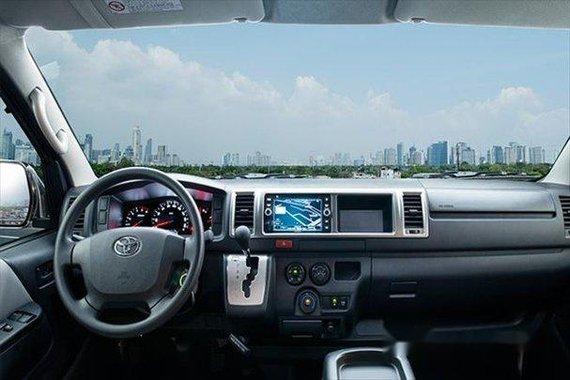 Toyota Hiace Super Grandia Lxv 2018 for sale