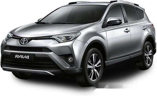 Toyota Rav4 Active 2018 for sale