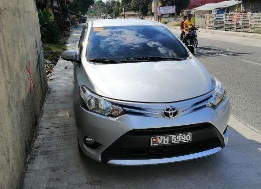 Toyota Vios E 1.3 2016 for sale