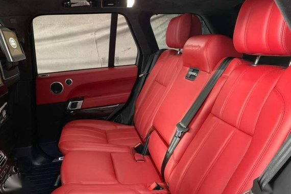 2017 Range Rover for sale