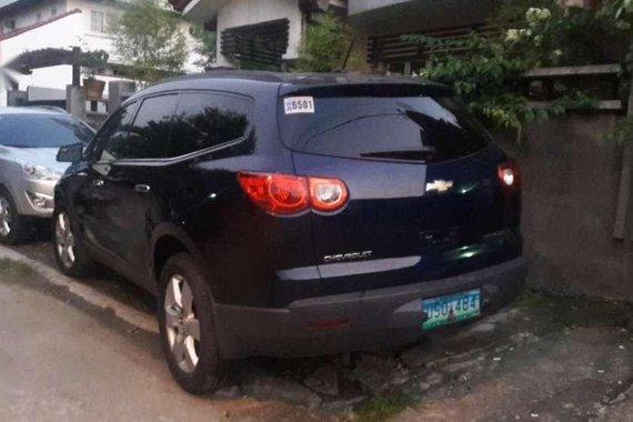 2013 chevrolet traverse for sale