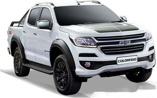 Chevrolet Colorado Ltx 2018 for sale
