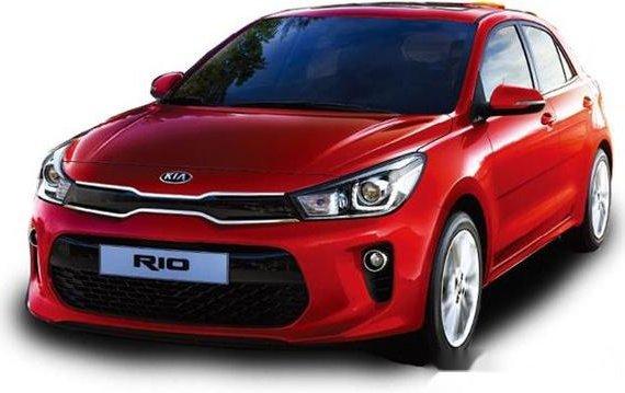 Kia Rio Gl 2018 for sale