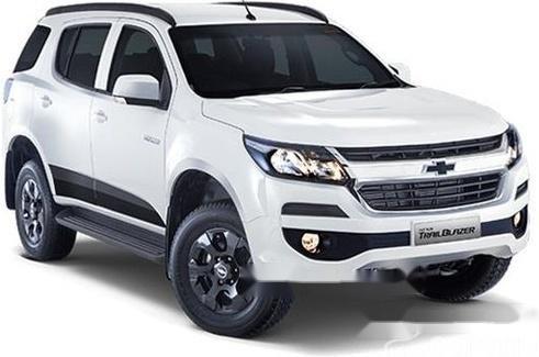 Chevrolet Trailblazer Ltx 2018 for sale