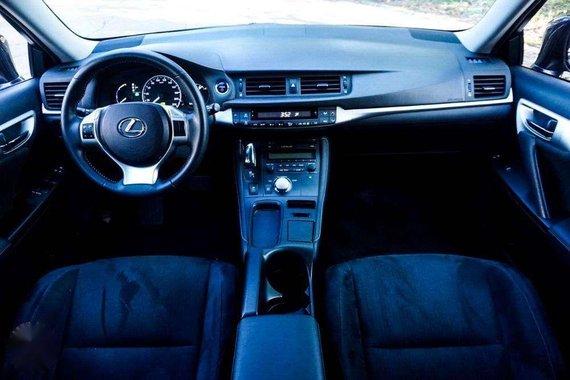2011 Lexus CT200h Hybrid FOR SALE