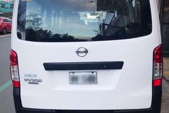 2016 Nissan NV 350 for sale