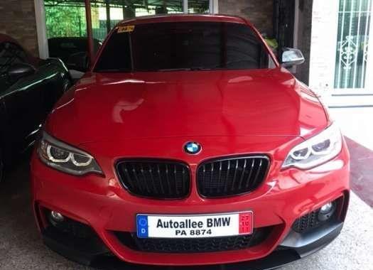 2017 BMW 220i FOR SALE