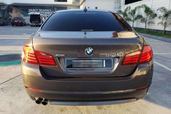2012 BMW 520D FOR SALE