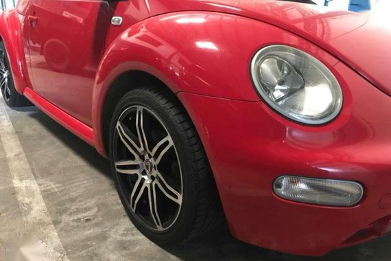 2003 volkswagen new beetle for sale