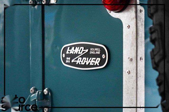 2008 Land Rover Defender 90 by Cool N Vintage