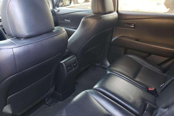 2013 Lexus RX450h Hybrid Full options Top of the line