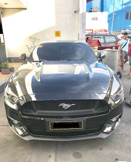 2016 Ford GT Ford Mustang Coupe 5.0