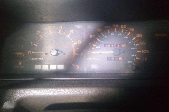 Clean Title 1986 Nissan Silvia 200 SX S12 Coupe Manual RARE