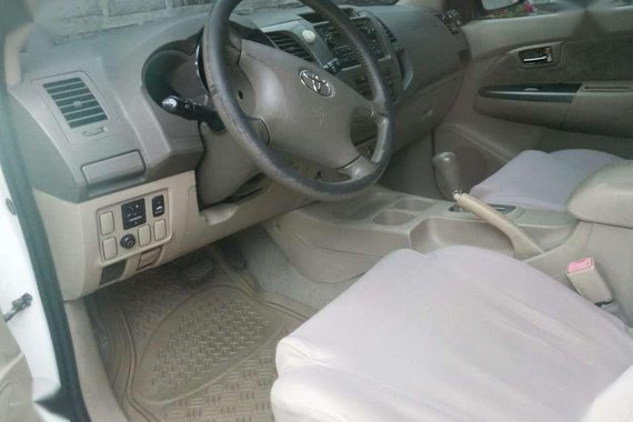 TOYOTA Fortuner G matic gas 2006model FOR SALE