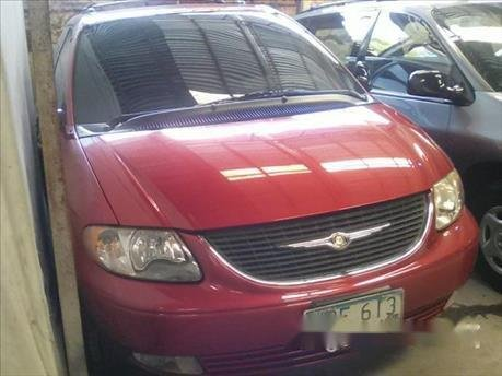 Chrysler Town and Country 2005 AT for sale