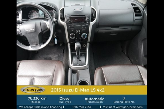 2015 Isuzu Dmax LS for sale