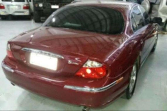 2000 Jaguar S Type Very fresh