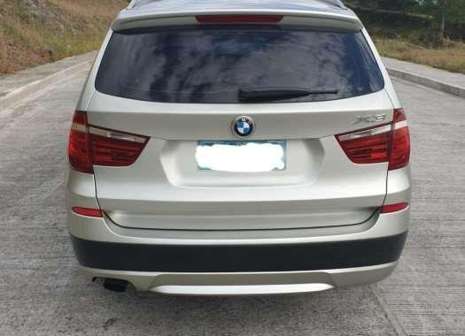 For sale 2011 BMW X3 20D for sale