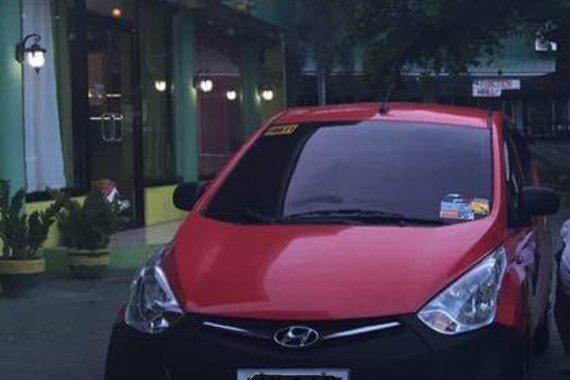 2014 Hyundai Eon GL manual for sale