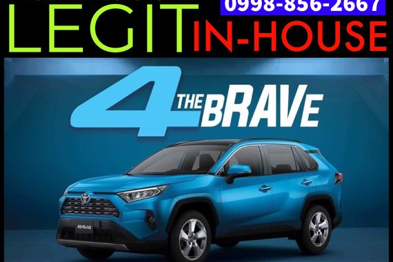 Sell Brand New 2019 Toyota Rav4 Automatic Diesel in Muntinlupa