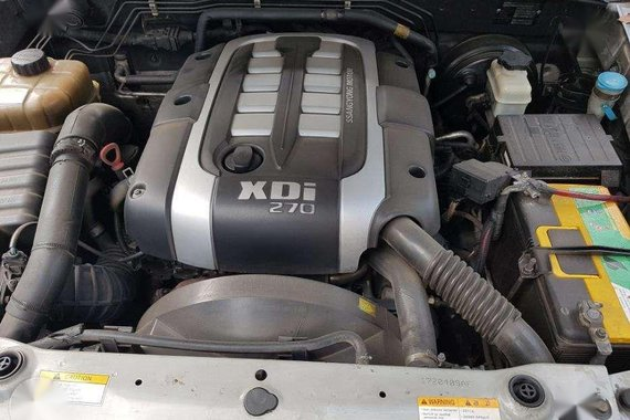 Ssangyong Rexton 2007 for sale
