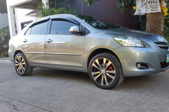TOYOTA Vios 1.5,2009 model FOR SALE