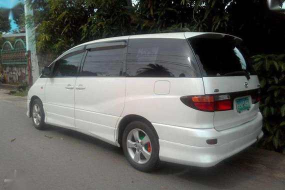 Toyota Estima Van 2000 Model for sale
