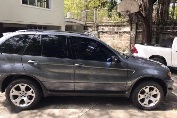 BMW X5 Year Model: 2002 FOR SALE