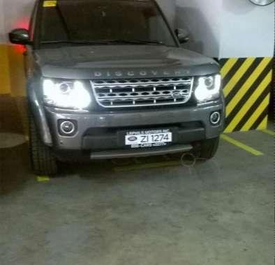 Well-kept Land Rover discovery 4x4 for sale