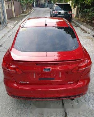 Ford Focus 2017 titanium for sale