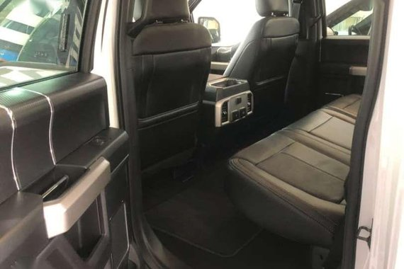 Brandnew 2019 Ford F150 4x4 Roush Diesel