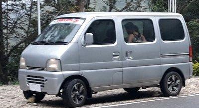 169K 2011 SUZUKI Multicab Minivan, Silver, Automatic, big Eyes, Carry,MAG