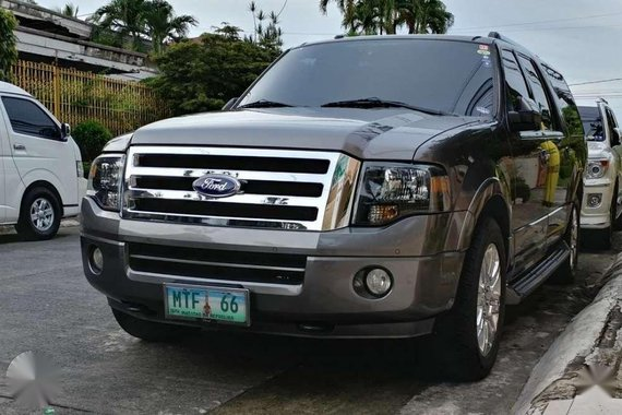2013 Ford Expedition Platinum LWB for sale