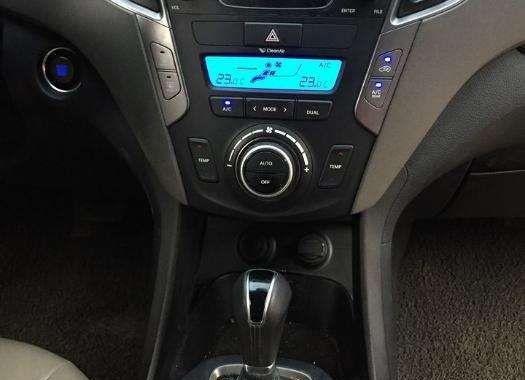 2013 Hyundai Santa Fe CRDI Automatic with 48tkms odometer
