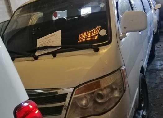 For sale Foton View 2015