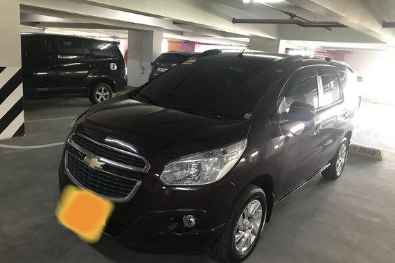 For Sale Chevrolet Spin LTZ AT for sale