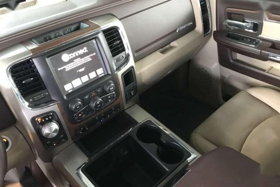 2015 Dodge Ram 1500 57L V8 Hemi Tycoon Powercars