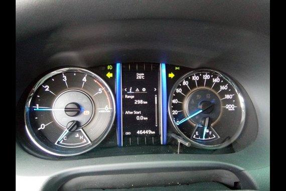 2018 Toyota Fortuner G MT for sale