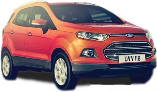 Ford Ecosport Ambiente 2019 for sale