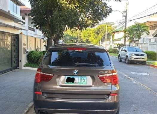 BMW X3 2013 20 D for sale