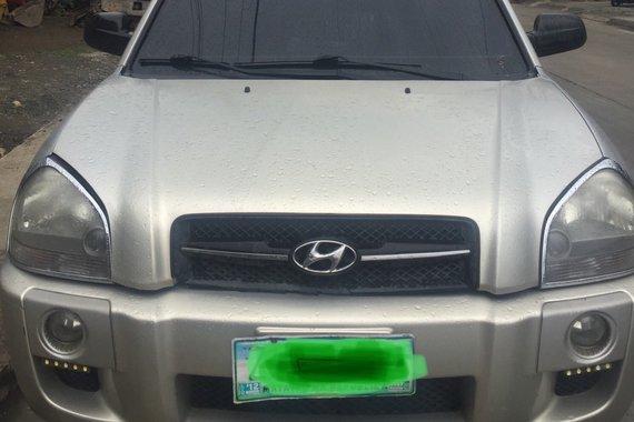 Hyundai Tucson 2006 Very good condition