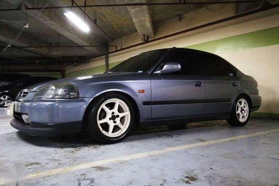 """Car for Sale HONDA INTEGRA Lxi 98 mdl PADEK chasis """" W"""" plate"""