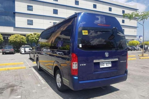 2017 Foton View Traveller Luxe for sale