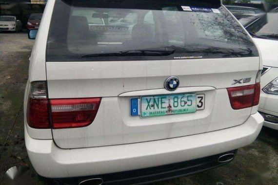 2004 BMW X5 3.0L for sale