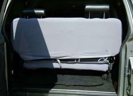 2007 Isuzu Sportivo MT for sale