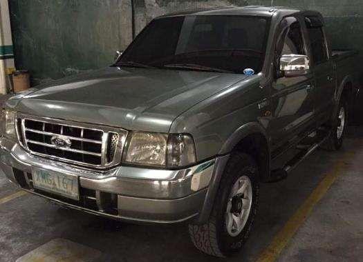 2003 Ford Ranger Trekker 4X2 MT for sale