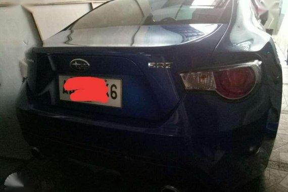 Subaru Brz 2016 for sale