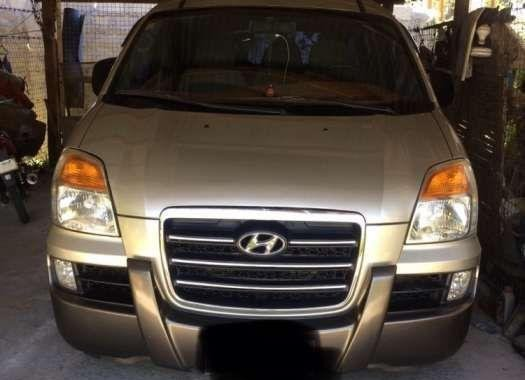 2007 Hyundai Starex grx for sale